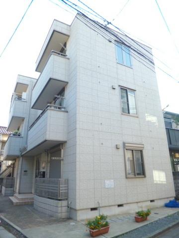 RIVERSIDE・新宿外観