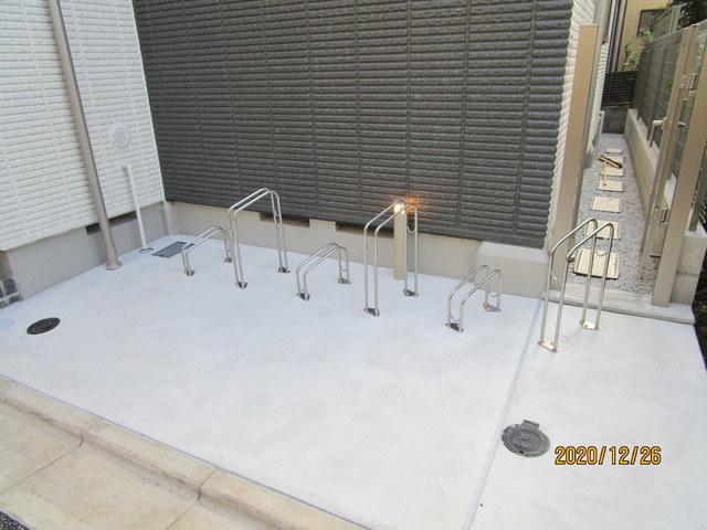 プレジール品川共用設備