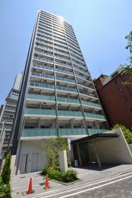 パークハビオ赤坂タワーの外観画像