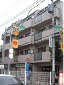 カシミアマンションの外観画像