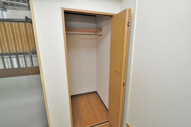 フューチャー21 もちろん収納スペースも確保。おかげでお部屋の中がスッキリ。
