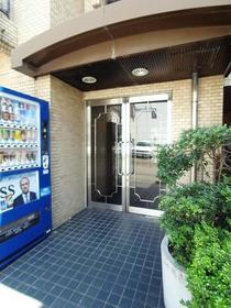 ハイタウン蒲田エントランス