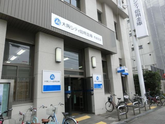 レオパレスフセアジロミナミ 大阪シティ信用金庫布施支店