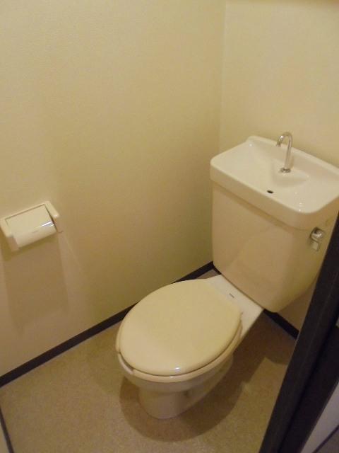 サンハイム富士見トイレ