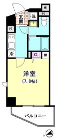 レジデンスイースト大森 603号室