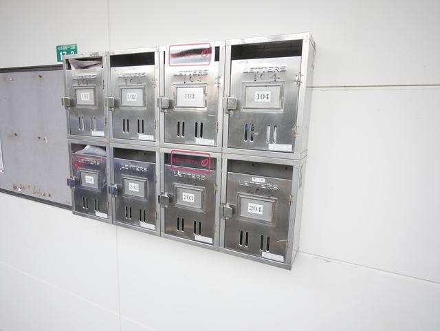 エルディムSK1共用設備