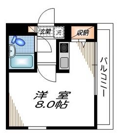 ファサード・R3階Fの間取り画像