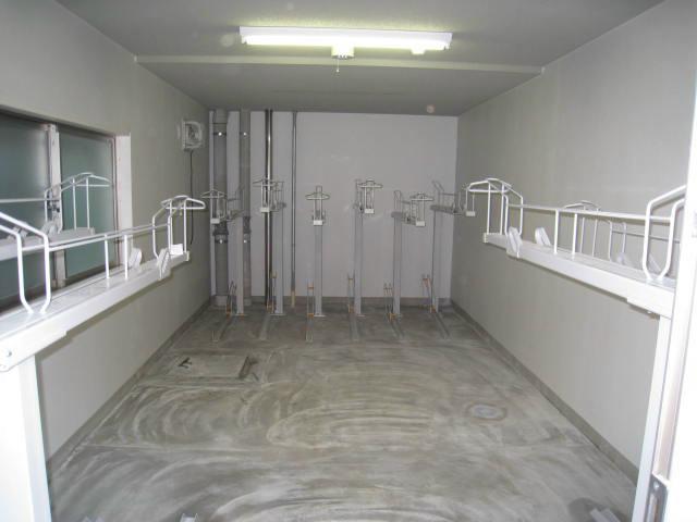 スカイコート牛込神楽坂駐車場