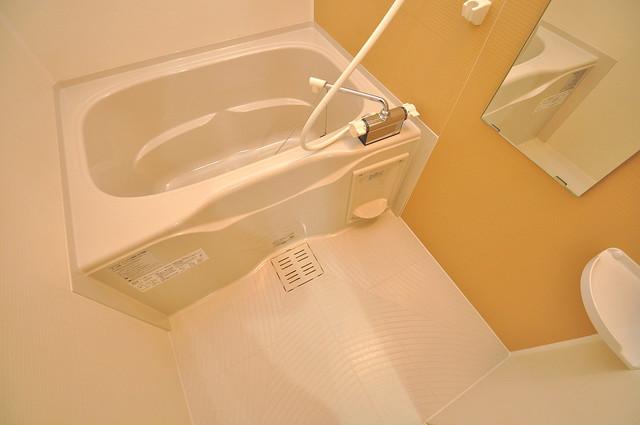 フジパレス高井田西Ⅱ番館 ゆったりと入るなら、やっぱりトイレとは別々が嬉しいですよね。