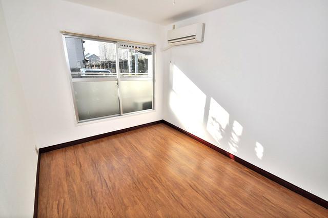 大宝菱屋西CTスクエア 明るいお部屋は風通しも良く、心地よい気分になります。