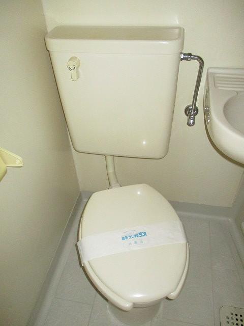 パールハイツトイレ