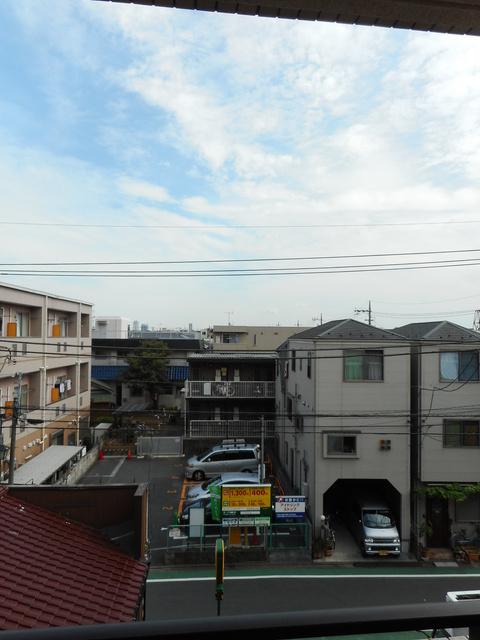 クレール赤塚景色