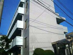 上大岡グリーンハイツD棟の外観画像