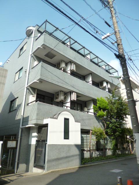 スカイコート高円寺第2の外観画像