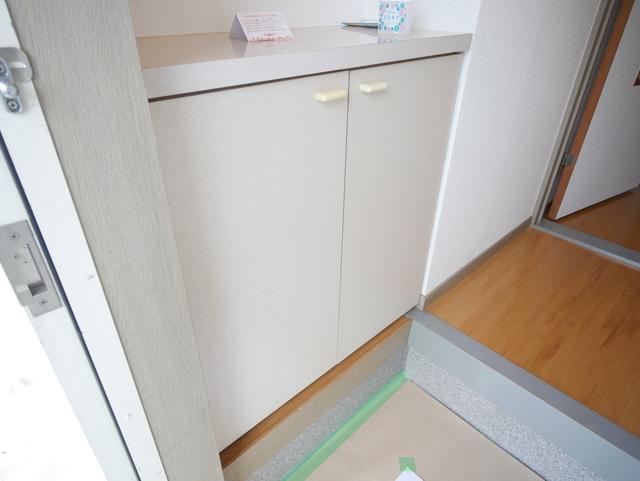 ハピネス渋谷設備
