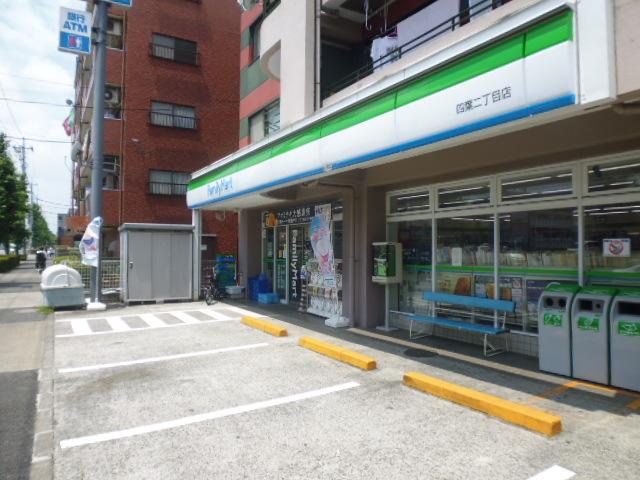 西高島平駅 徒歩3分[周辺施設]コンビニ