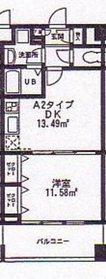 日野駅 徒歩2分4階Fの間取り画像