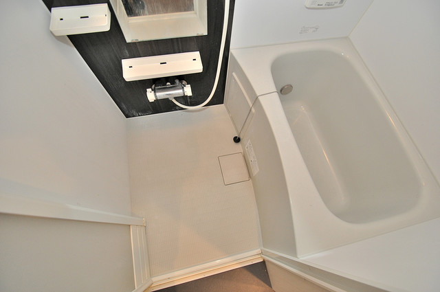ドゥエマーニ楠根 一日の疲れを洗い流す大切な空間。ゆったりくつろいでください。
