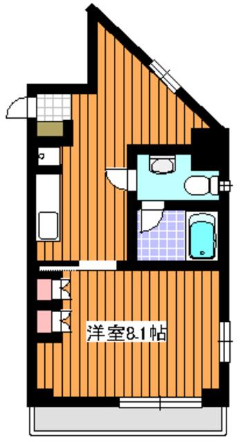 サンロイヤル成増ヶ丘間取図