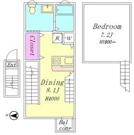 ル・グランデ 202号室