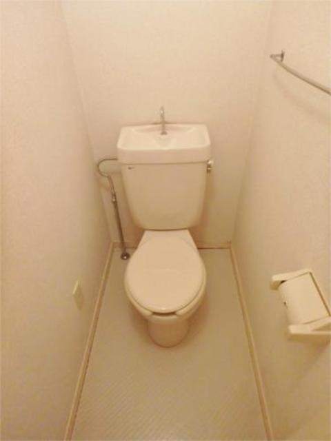 シャトルブラウンAトイレ