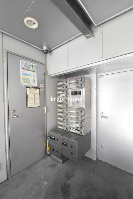 EXE日本橋共用設備