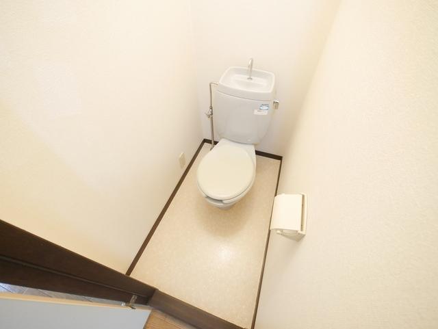 ヴィラ相武台トイレ