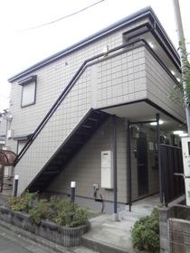 クレスト武蔵小杉の外観画像
