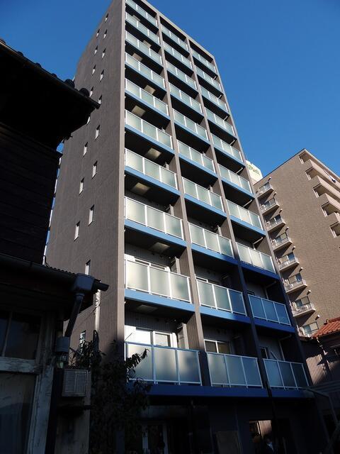 フェルクルール横浜新子安プレセダンヒルズの外観画像