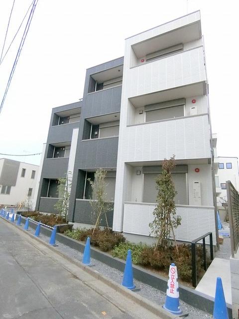 Maison de Luanna外観