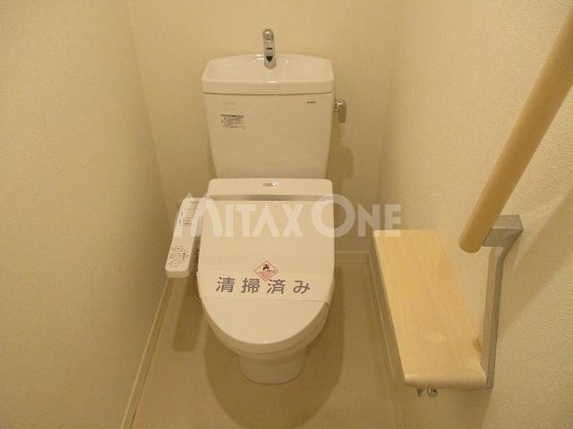 シエルエトワール(Ciel Etoil)トイレ