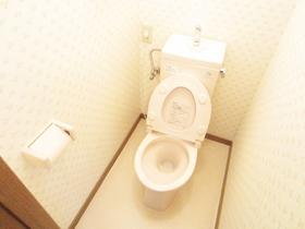 トイレは独立!