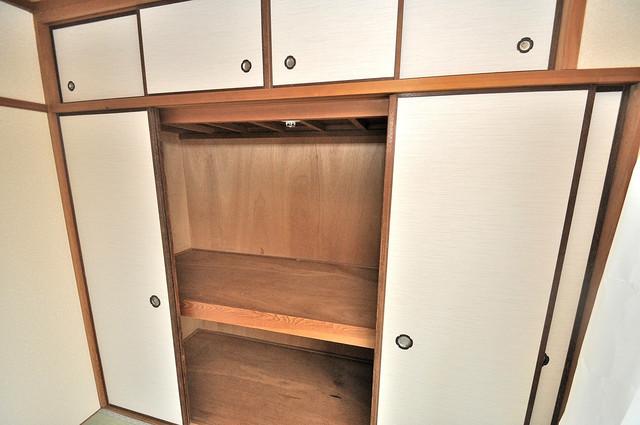 ブライトアーデン 収納がたくさんあると、お部屋がすっきり片付きますね。