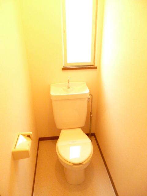 成増駅 徒歩9分トイレ
