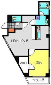 平間駅 徒歩29分2階Fの間取り画像