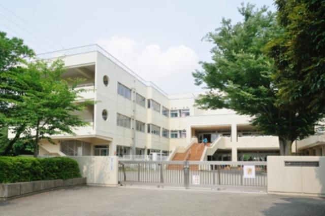 ユーフォリア海老名Ⅲ[周辺施設]小学校
