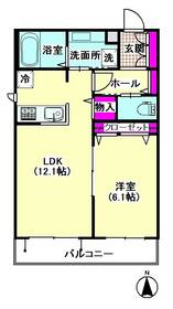 メゾン・シュシュ 102号室