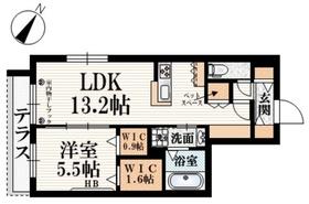 椎名町駅 徒歩12分1階Fの間取り画像
