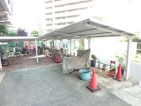 シャルム第二聖蹟桜ヶ丘駐車場