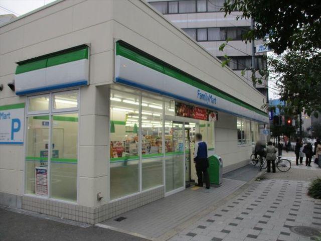 ファミリーマート北浜一丁目店