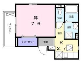 プラムマリー相模大塚1階Fの間取り画像