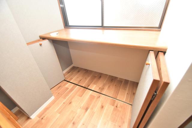 荻田第6ビル もちろん収納スペースも確保。いたれりつくせりのお部屋です。