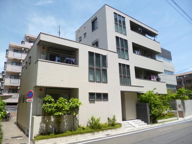 Maison Haneda ペット共生の外観外観