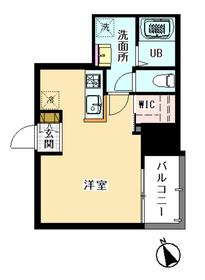 LA CASA OMORI 1003号室