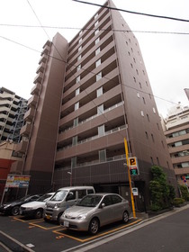 グレースレジデンス東京の外観画像