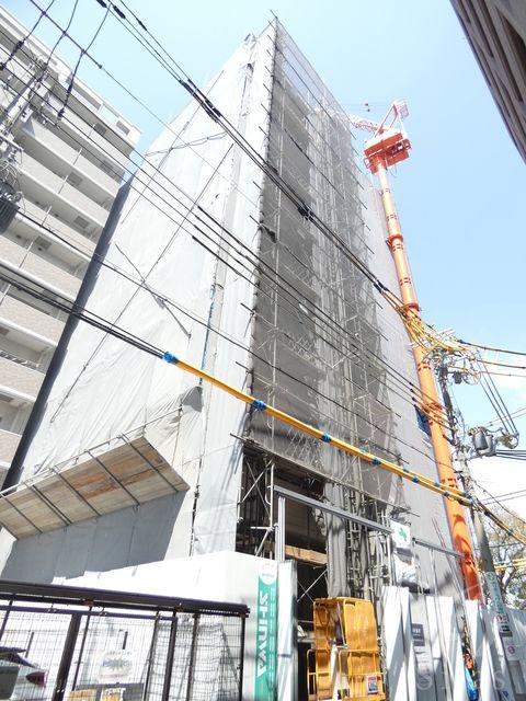 スプランディッド尼崎駅前Ⅰの外観