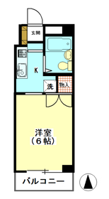 メゾンN 210号室