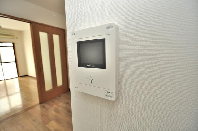 グランデコ TVモニターホンは必須ですね。扉は誰か確認してから開けて下さいね