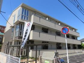 サンボナール(薬円台)の外観画像