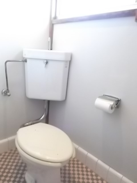 高田駅 徒歩7分トイレ